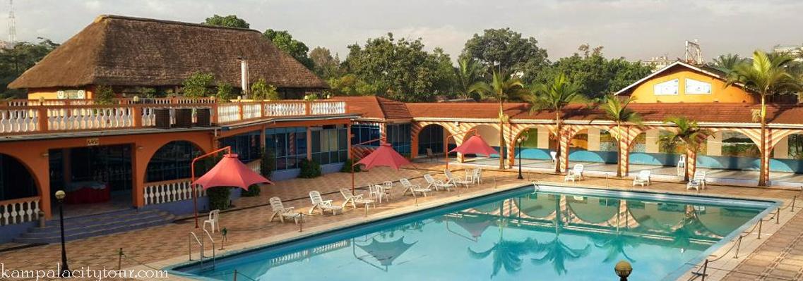 Hotel Africana Kampala